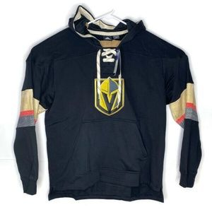 Adidas Las Vegas Golden Knights Lace Hoodie